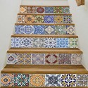 DIY Tile Decals Stair Stickers