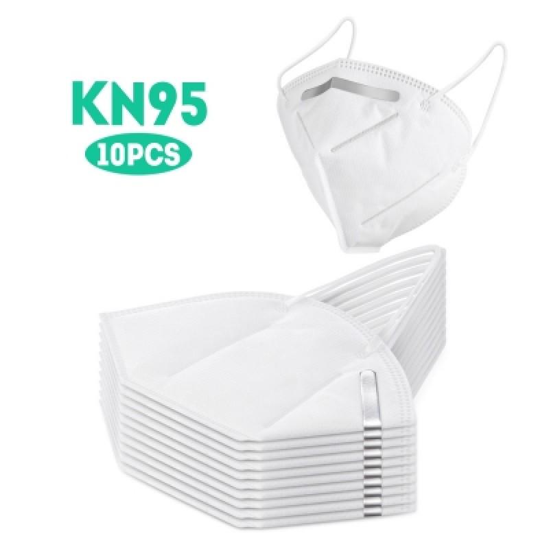 10PCS KN95 Masks