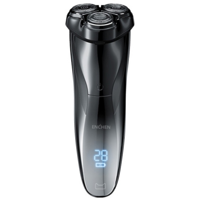 ENCHEN BlackStone3 USB Charging LCD IPX7 Waterproof Wet and Dry Dual Use Electric Shaver